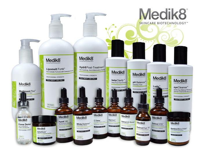 Medic 8 huidverzorging